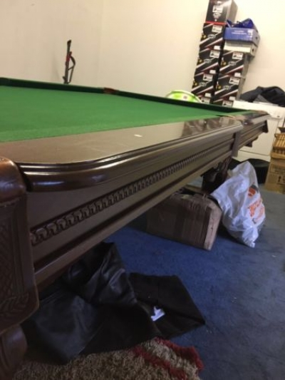 Quote to pool table 8x4 from waltham abbey essex to po17 5eu wickham man and van wickham for Waltham abbey swimming pool times